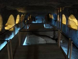 Nychia - Palaiochristianikes Katakomves